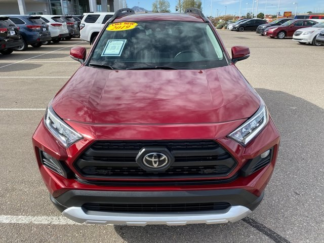 Pre-Owned 2019 Toyota RAV4 Adventure