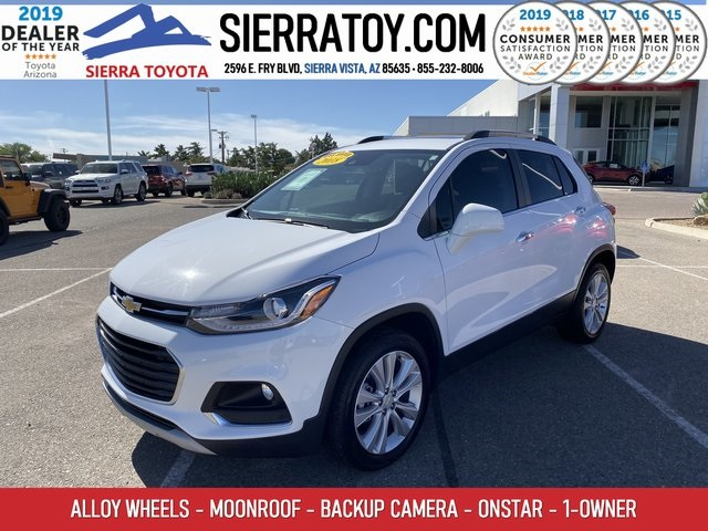 Pre-Owned 2018 Chevrolet Trax Premier