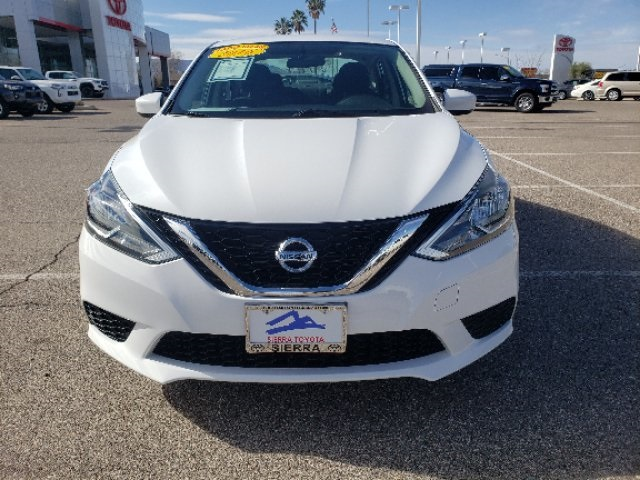 Pre-Owned 2016 Nissan Sentra S