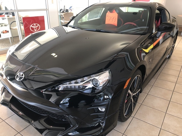 New 2019 Toyota 86 TRD Special Edition