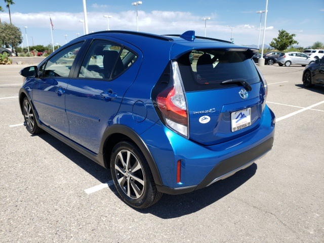 Pre-Owned 2018 Toyota Prius c Two