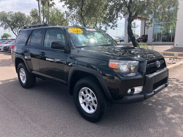 Pre-Owned 2010 Toyota 4Runner Trail